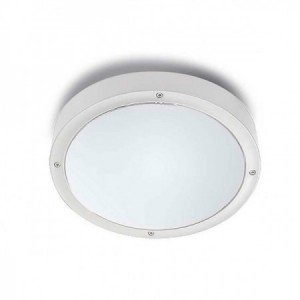 Leds C4 BASIC E27 ALUMINUM ceiling lamp