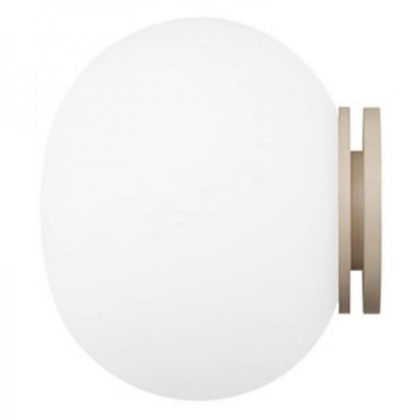 Flos GLO-BALL C/W ceiling/wall lamp