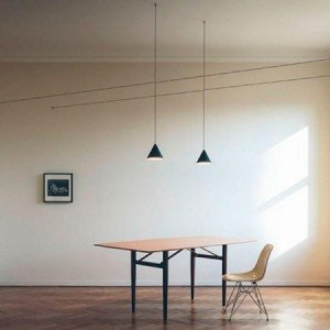 Flos STRING LIGHT CONE HEAD suspension lamp