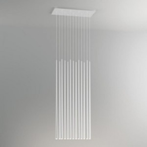 Lámpara colgante SLIM 0937 LED Vibia