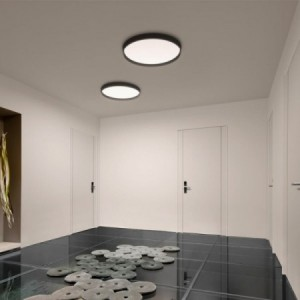 Vibia circular UP ceiling lamp