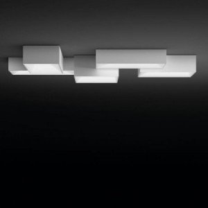 Vibia LINK 4 ceiling lamp