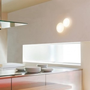 Vibia PUCK 2 wall/ceiling lamp