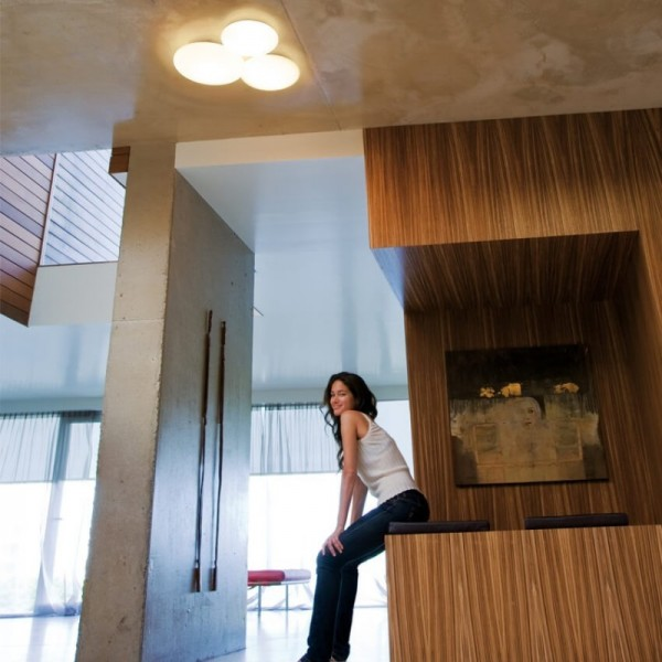 Vibia PUCK 3 ceiling lamp