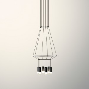 Vibia WIREFLOW 0308 hanging lamp