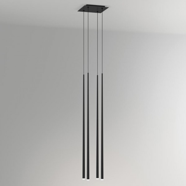 Lámpara colgante SLIM 0931 LED Vibia