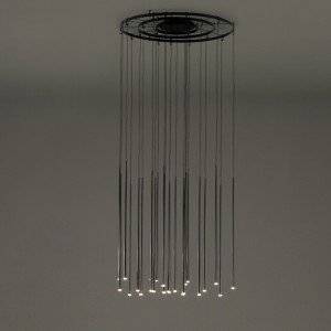 Vibia SLIM 0940 LED hanging lamp
