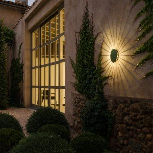 Vibia MERIDIANO 4720 outdoor wall lamp