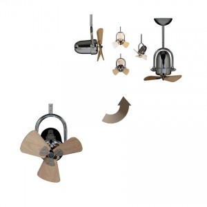 Aimur decoration FINO 3 ceiling fan