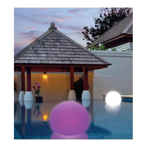 Bola flotante LED RGB Aimur Decoración