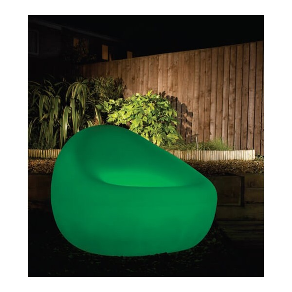 Sillón LED RGB Aimur Decoración