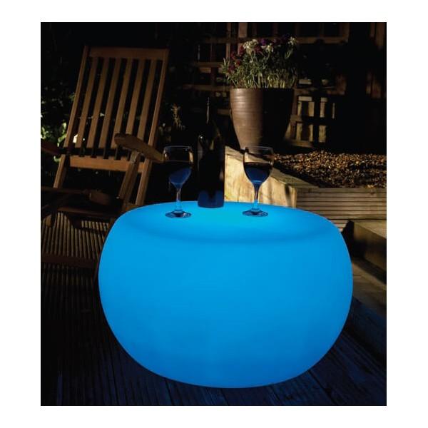 Mesa LED RGB Aimur Decoración