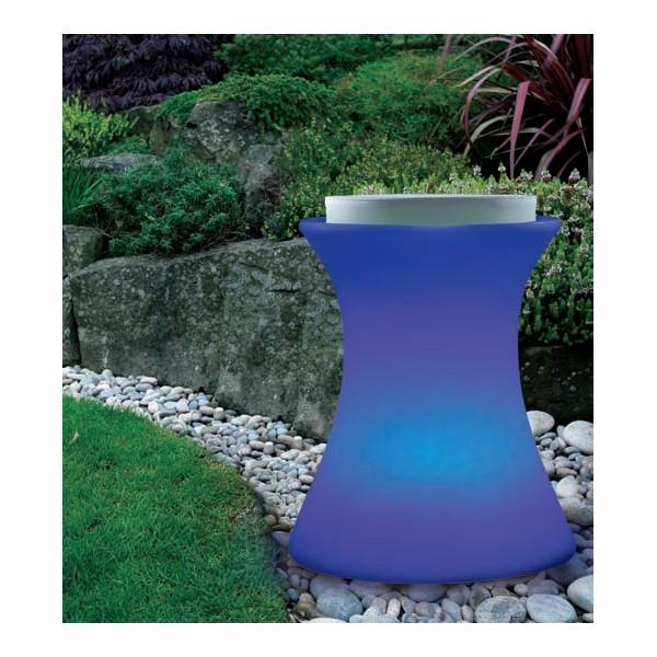 Taburete LED RGB Aimur Decoración