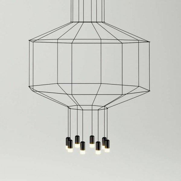 Vibia WIREFLOW 0300 hanging lamp