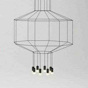 Vibia WIREFLOW 0300 hanging lamp