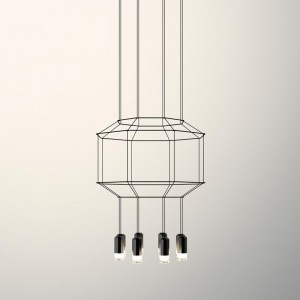 Vibia WIREFLOW 0303 hanging lamp
