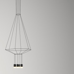 Vibia WIREFLOW 0304 hanging lamp