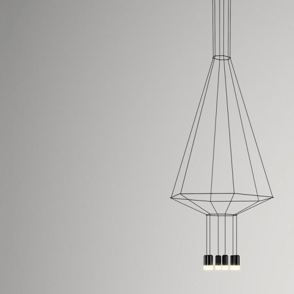 Vibia WIREFLOW 0305 hanging lamp