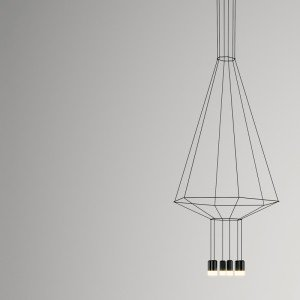 Vibia WIREFLOW 0305 hanging lamp