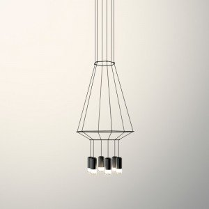 Vibia WIREFLOW 0306 hanging lamp
