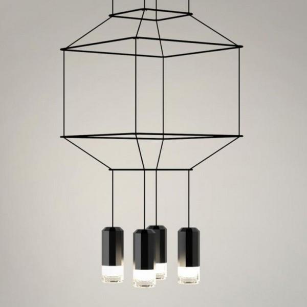 Vibia WIREFLOW 0312 hanging lamp