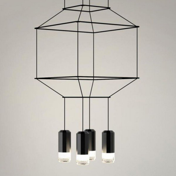 Vibia WIREFLOW 0313 hanging lamp