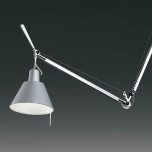 Artemide TOLOMEO DECENTRATA DIFFUSORE suspension lamp