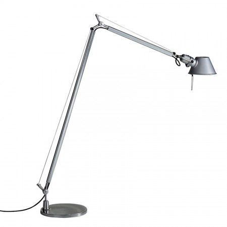 L mpara pie TOLOMEO READING FLOOR Artemide
