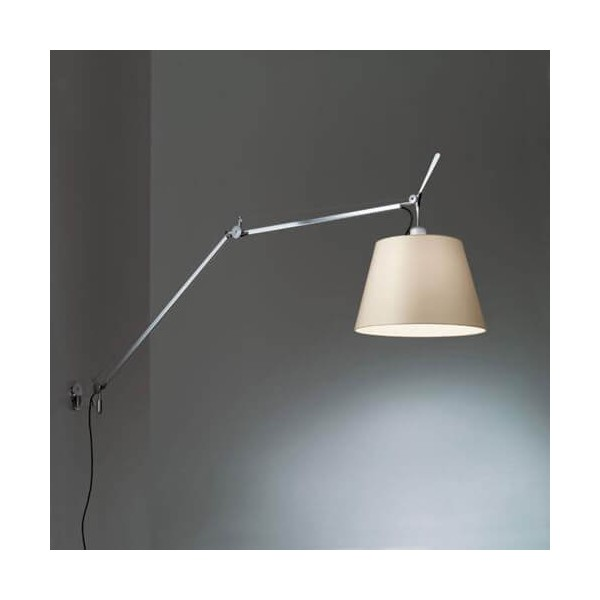 Lámpara pared Tolomeo Mega Wall Artemide