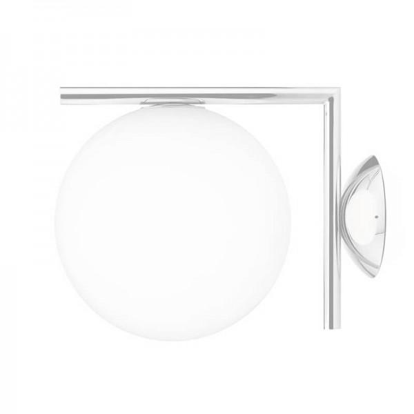 Lámpara techo/pared IC C/W Flos