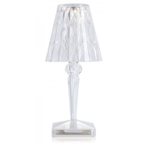 Lámpara mesa BATTERY Kartell