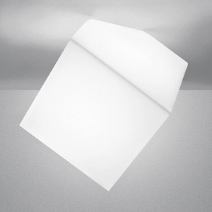 Artemide EDGE outdoor wall/ceiling lamp