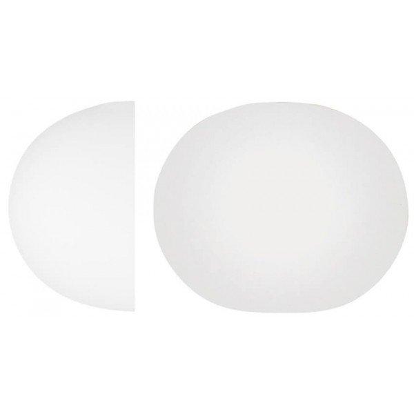 Flos GLO-BALL W wall lamp