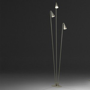 Vibia BRISA 4635 outdoor floor lamp