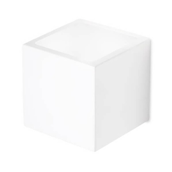 Lámpara pared GES cubo Leds C4