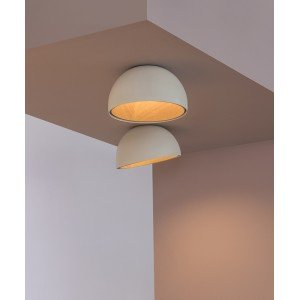 Duo 76/80 ceiling lamp - Vibia