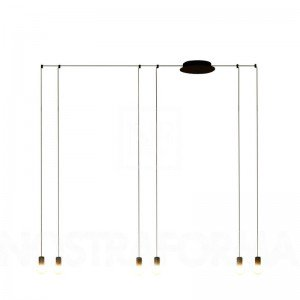 WIREFLOW FREE-FORM 0366 hanging lamp