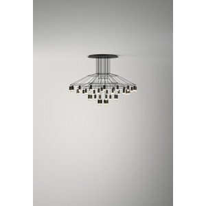 WIREFLOW CHANDELIER 0376 hanging lamp
