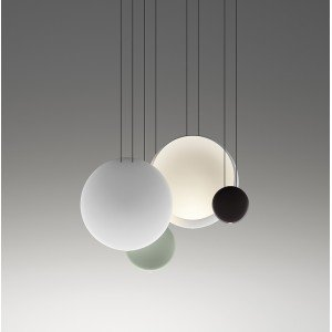 Cosmos 2516 hanging lamp - Vibia