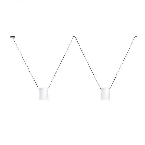 Lámpara colgante Attic 2 - Leds C4
