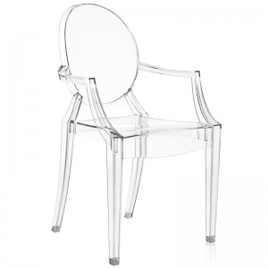 Silla Louis Ghost Kartell