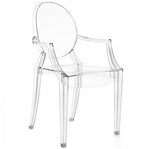Kartell - Louis Ghost chair