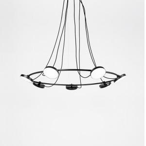 Estiluz ARO circular pendant lamp