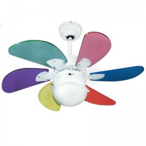 Children's ceiling fan COOLWAVE - Aimur