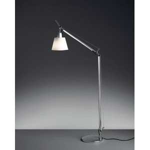 Lámpara pie TOLOMEO BASCULANTE READING FLOOR Artemide