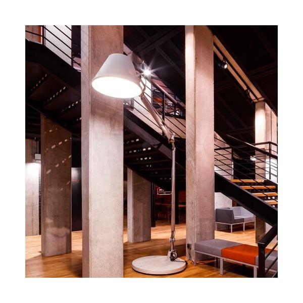 Artemide TOLOMEO XXL floor lamp
