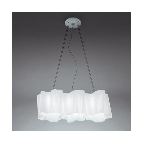 Artemide LOGICO 3 in linea suspension lamp