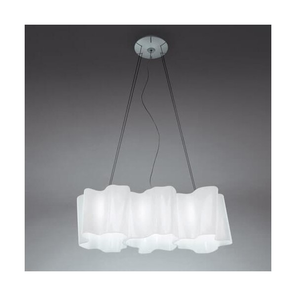 Artemide LOGICO 3 in linea suspension lamp