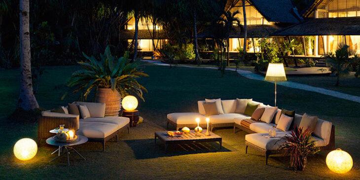 Iluminaci n de jardines ideas y consejos para decorar zonas de exterior - Iluminacion jardines pequenos ...