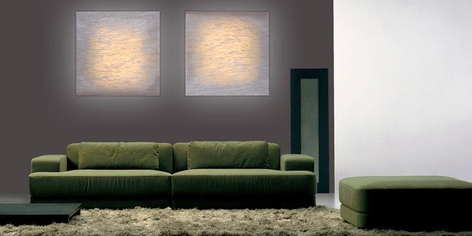 lamparas de pared iluminacion salon